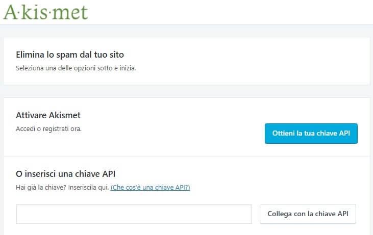 Akismet API