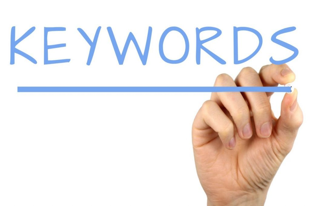 keywords research e analisi del mercato
