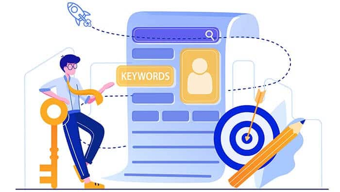 Keyword research guida