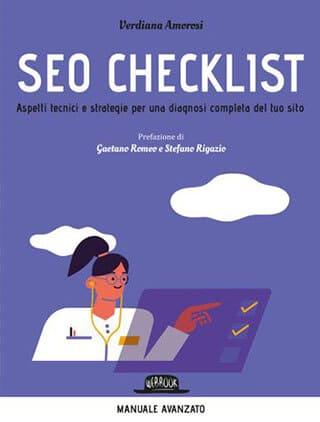 SEO Checklist Verdiana Amorosi
