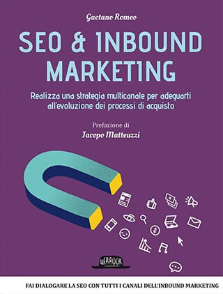 SEO e Inbound Marketing Gaetano Romeo