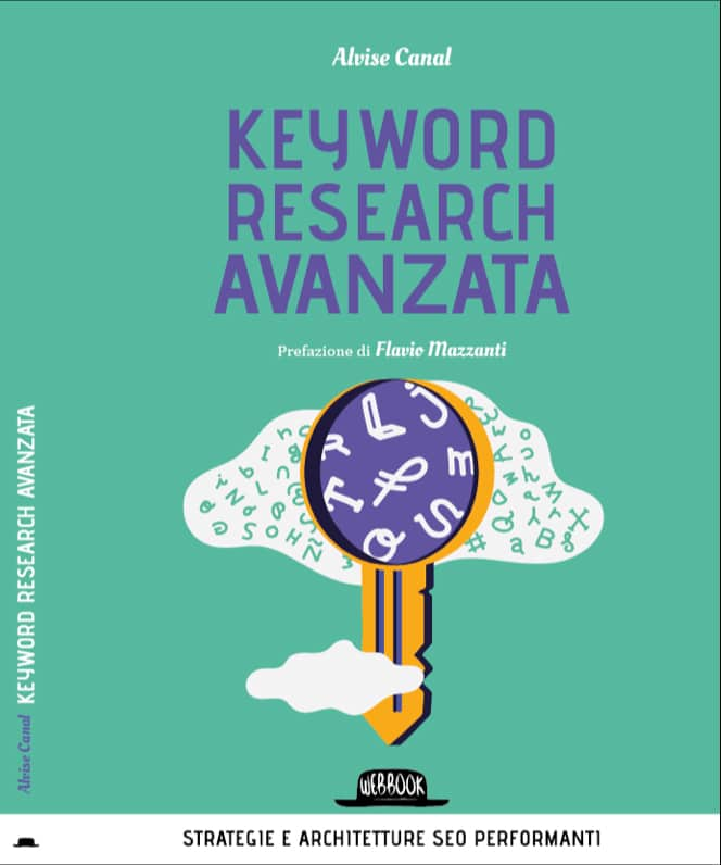 Copertina Libro Keyword Research